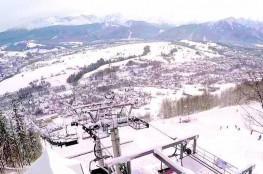 Zakopane Atrakcja Stacja narciarska Harenda
