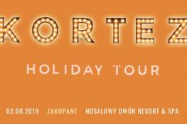Zakopane Wydarzenie Koncert Kortez - Holiday Tour